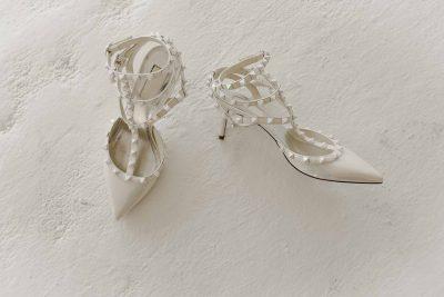 wedding shoes at JJ Wimborne