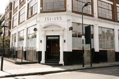 Best wedding venues in London JJ Wimborne Studios in Shoreditch