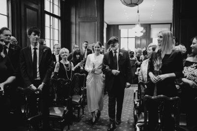 Celine bride Wedding in London