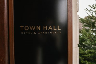 Town Hall Hotel in Bethnal Green Wedding