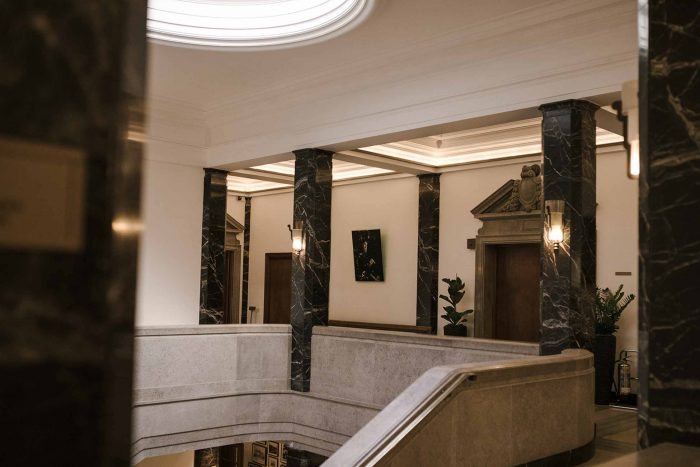 Town Hall Hotel wedding in East London