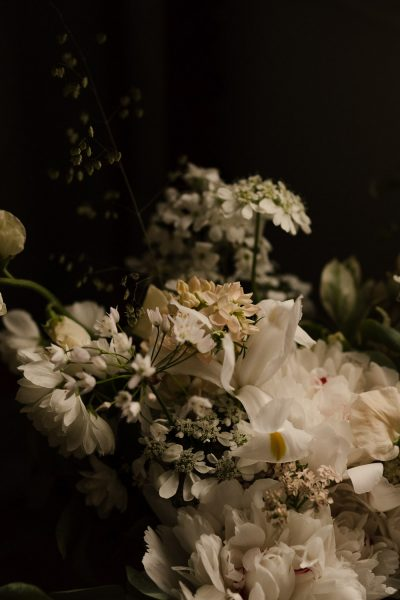 Wedding Flowers at the Ned