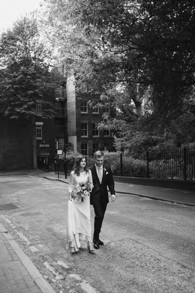 Wedding at St Johns Restaurant in London