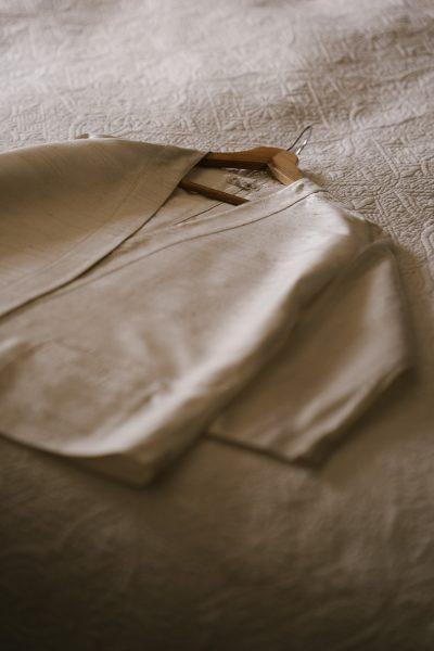 Silk Wedding Kimono