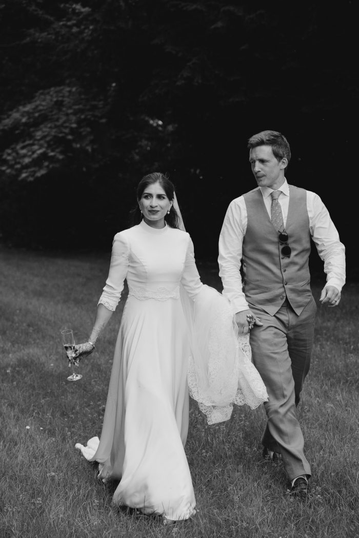 Duncombe Park Wedding