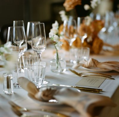 Modern elegant wedding in east London