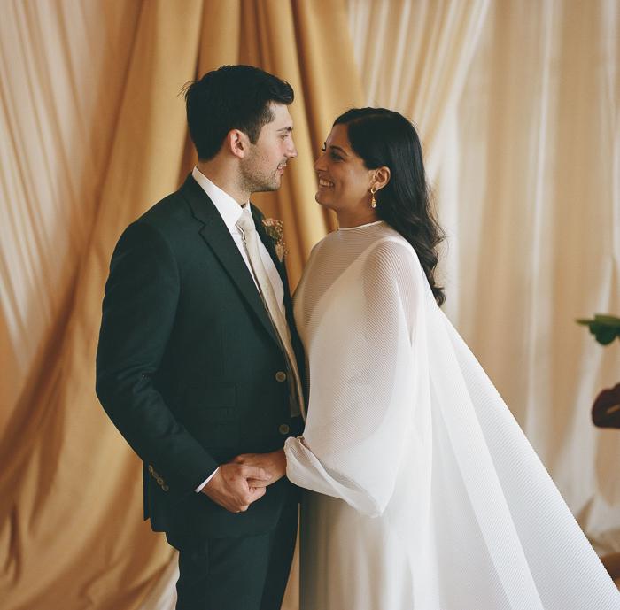Medium Format wedding photography